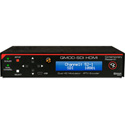 Contemporary Research QMOD-SDI HDMI Dual-channel RF or IPTV Encoder with SDI and HDMI Inputs
