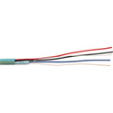 2-Condcutor 22AWG Data & 2-Condcutor 18AWG Power Crestron Cable - 1000 Foot Teal