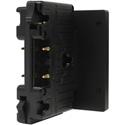 Core SWX GP-TA-SFF Short Form Factor 3-Stud/Gold Mount Hotswap Shark-Fin Adapter Mount - 2 Powertaps