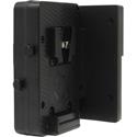 Core SWX GP-TS-SFF Short Form Factor V-mount Hotswap Shark-fin Battery Mount Adapter - 4 Powertaps