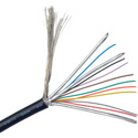 Minature VGA Bulk Cable 0.197in O.D. - per foot