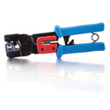 RJ11/RJ45 Crimping Tool with Cable Stripper