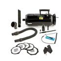MetroVac DATAVAC/3 Anti-Static ESD Safe 1.7 Peak H.P. Vacuum/Blower with 4 Stage HEPA Filter