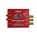 Decimator 2 - Miniature (3G/HD/SD)-SDI to HDMI