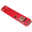 Decimator Design MC-DMON-QUAD openGear Card 1 to 4 Channel (3G/HD/SD)-SDI MultiViewer with Custom Layouts