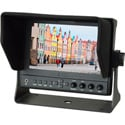 Delvcam DELV-WFORM-7 7 Inch Camera-top Monitor with Video Waveform B-Stock