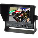 Delvcam DELV-WFORM-7 7 Inch Camera-top SDI Monitor with Video Waveform