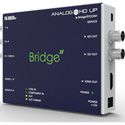 Digital Forecast Bridge1000 AH Composite Analog with Analog Audio L/R to 3G/HD/SD SDI to HDMI Converter