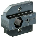 Neutrik DIE-R-BNC-ZPLUS Crimp Tool Die for HX-R-BNC with Hex Crimp Size A (10.0mm) CP (1.8mm)