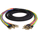 3G/HD-SDI Gepco VS16230 16-Channel DIN1.0/2.3 Video Snake 3 Foot