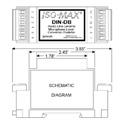 Jensen Transformers DIN-DB 12:1 Direct Box