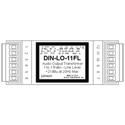 Jensen DIN-LO-11FL 600 to 600 1:1 Line Output Module