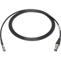 Laird DIN1855-BF-1 3G SDI DIN1.0/2.3 to BNC-F Video Adapter Cable w/Belden 1855A 1 Ft