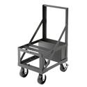 Da-Lite 6534 BPC-46 Base Plate Cart