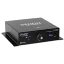 Denon Professional DN-200AZB Amplifier with Bluetooth Audio Receiver