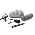 DPA 4017B-BR Shotgun Microphone with Rycote Windshield