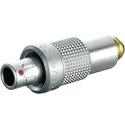 DPA DAD6003 MicroDot Adapter for Sennheiser SK 50/250/3063/5012/6000 and 9000
