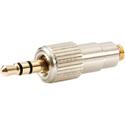DPA DAD6034 Adapter for Sennheiser Evolution/G2/G3/D1 X2 Digital Wireless and Audio Ltd En2 TX