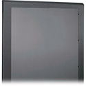 Middle Atlantic DPFD-44 Non-Vented Plexi Front Door for DRK