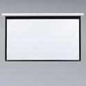 Draper 132001 Salara Matte White 50x50 Motorized Wall Screen