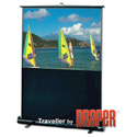 Draper 230139 94 Inch 16:10 HDTV Traveller  Matt White XT1000E