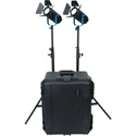 Dracast DRBR-LK-3X600B Boltray 600 PLUS LED (Bi-Color 2-Light Kit)