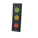 DSan ASL-4 4-Inch Audience Traffic Signal Light with Tri Color Lights