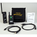 DSan PC-MICRO/PC-AS4-GRN PerfectCue Micro Cue Light with 4 Button Wireless Actuator (3-Commands) & Green Laser Pointer