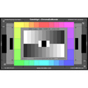 DSC Labs JW17-CDM24 ChromaDuMonde24 Camera Color Calibration Chart - Junior 17 x 10