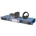 Datavideo ITC100HP2K ITC-100 Intercom 4xHP-2A Headsets/ITC-100SL BeltPacks