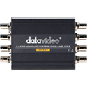 Datavideo VP-597 Two Input Six Output 3G-SDI Distribution Amplifier