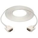 Packaged DVI-D Male - DVI-D Male Digital Single Link Cable 50ft