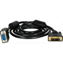 TecNec Premium DVIA-VGA-6 DVI Analog Male to VGA Male Cable 6 Foot