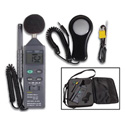 Velleman DVM401 4 in 1Light Meter/Sound Level Meter/Temp Meter/Humidity Meter