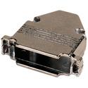 25-Pin D-Sub Connector Hood - Metal