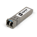 Embrionix LC Optical Dual Transmitter 12G/6G/3G/HD/SD-SDI UHD Video SFP - Medium Haul 1310nm - Non-MSA