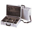 Eclipse Tools 900-011 Aluminum Tool Case 18 x 13.5 x 6.25