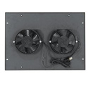 Middle Atlantic ERK-6FT-440CFM 6 Inch Dual Fan Top