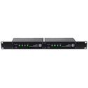 ESE DV-201P2 Dual Rack Mount with 2 1x4 3G/HD/SD Reclocking DAs