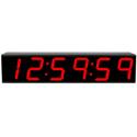 ESE ES-976-NTP-C 7.0 Inch 6-Digit ESE/SMPTE/EBU/ASCII Serial Slave TimeCode with NTP Client Display