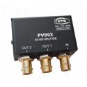ETS PV992 3G HD-SDI 1x2 Splitter 1 Female BNC to 2 Female BNC