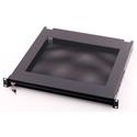 Penn-Elcom EX-6301B 19 Inch Rack-Mountable Locking Laptop Drawer