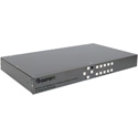 Gefen EXT-UHD600A-MVSL-41 4K Ultra HD 600 MHz 4x1 Multiview Seamless Switcher with Audio De-Embedder