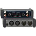 RDL EZ-AFC2 Stereo Balanced to Unbalanced Audio Format Converter