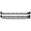 RDL EZ-RA6 Rack Adapter for 6 Increments of 1/6 Rack Width
