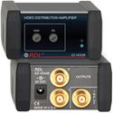RDL EZ-VDA2B 1x2 NTSC/PAL Video Distribution Amplifier on BNC