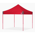 E-Z Up EP2S10RD Enterprise Shelter 10x10 Foot Red Top and Frame