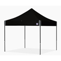 E-Z Up EP9104BK Enterprise Shelter 10x10 Foot Black Top and Frame