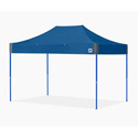 E-Z Up SP2HSS812BL Speed Shelter 8x12 Foot Royal Blue Frame and Top
