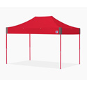 E-Z Up SP2HSS812 Speed Shelter 8x12 Foot Red Top and Frame